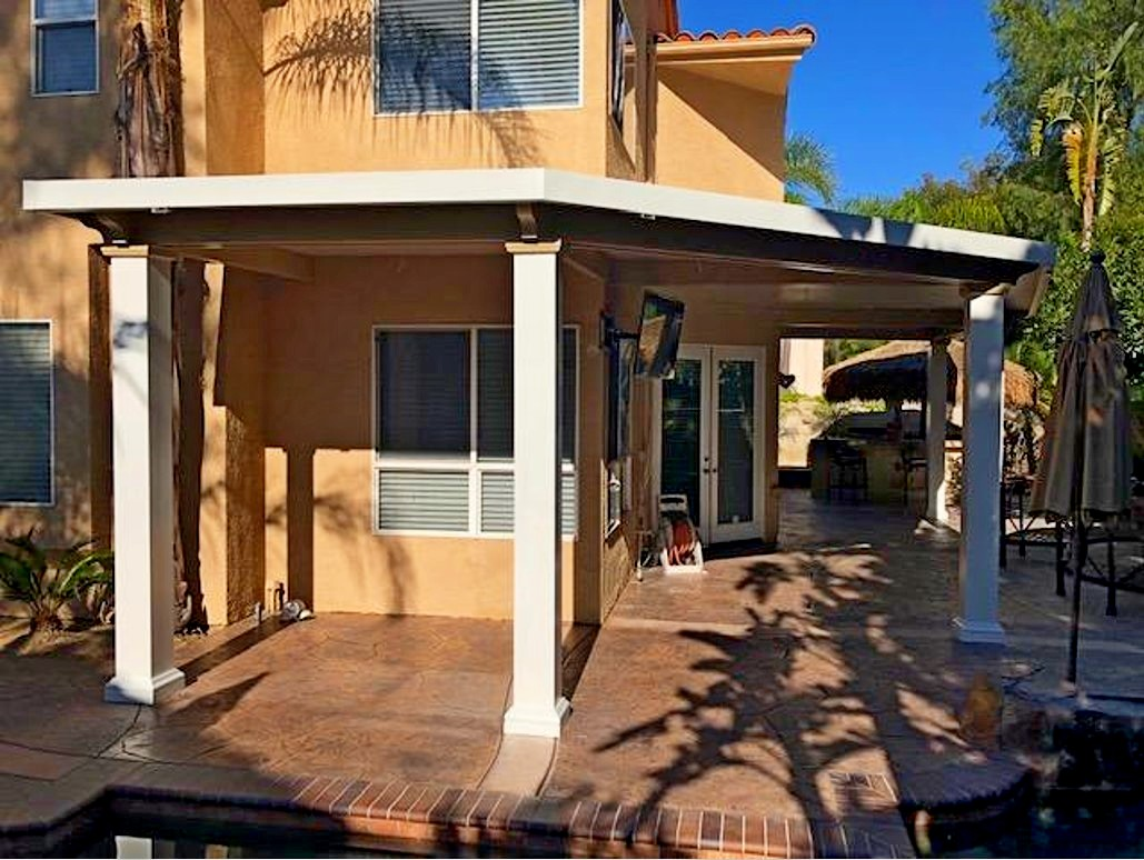 Monterey Insulated Patio Cover