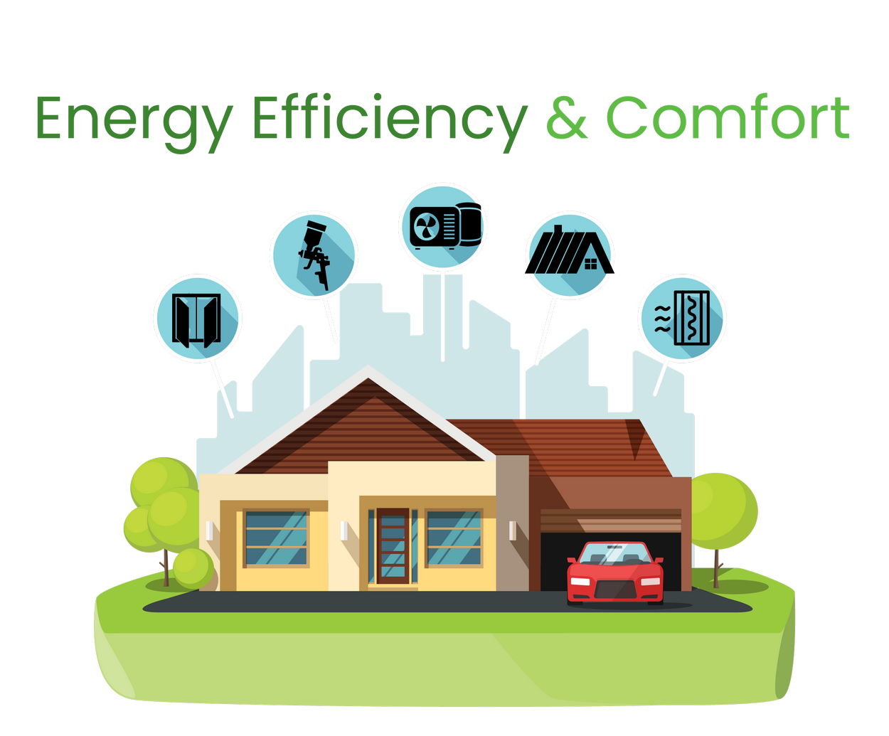 Energy Efficiency And Comfort small